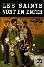 Les saints vont en enfer // Gilbert CESBRON // Prêtre ouvrier