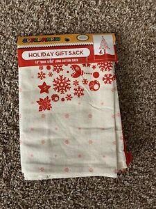 Nintendo: Super Mario - Christmas Holiday Gift Sack Canvas Bag GameStop