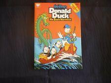 Walt Disney Donald Duck No such Varmint (b20) Whitman Dynabrite VF