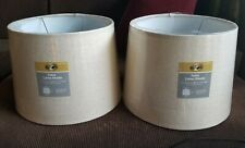 Pair Of Hampton Bay Table Lamp Shades