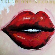 YELLO +ONE SECOND+ LP  +original 1987+ NM +