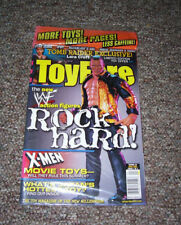Toy Fare Magazine - APRIL 2000 WWF - X-MEN MOVIE - JAPAN HOTTEST TOYS
