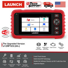 LAUNCH X431 CRP123X OBD2 Car Diagnostic Service Tool ABS SRS Engine Transmission