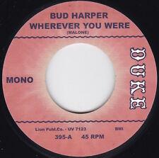 Northern Soul---BUD HARPER / BOBBY BLAND---