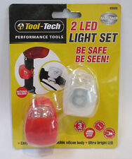 Tool Tech 2 LED Light Set Front & Rear