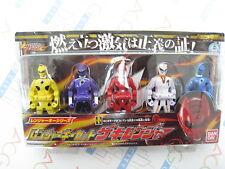 Power Ranger Kaizoku Sentai Gokaiger Ranger Key Set Gekiranger Bandai Japan