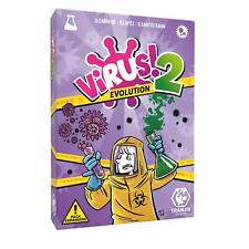 Tranjis Games. Virus! 2  Evolution.Expansión juego de cartas. De 2 a 6 jugadores