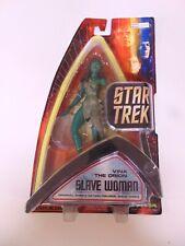 Star Trek Original Series Vina The Orion Slave Woman Action Figure ~NEW!~ MR233