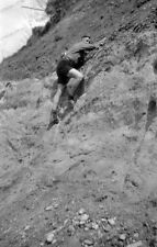 Negativ-Klosterbeuren-Babenhausen-Lehmgrube-Junger-Soldat-Boy-um 1940-30