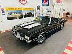 1971 Oldsmobile 442 - CONVERTIBLE - TRIPLE BLACK - NUMBERS MATCHING - 1971 Oldsmobile 442, Black with 784 Miles available now!