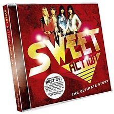 Sweet - Action: Ultimate Sweet Story (Anniversary Edition) [New CD] Portugal - I