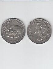 Gertbrolen Module de 20 Francs G.Clémenceau-R.Poincaré- A.Bbriand
