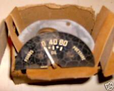 NOS 1949 Plymouth Oil Pressure Gauge 1302624 Good For Spare
