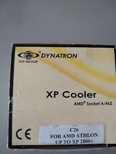 Dynatron XP Cooler AMD Socket A/462 Ball Bearing Fan