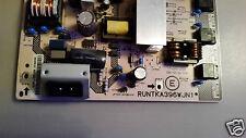PSU POWER SUPPLY BOARD RUNTKA396WJN1 QPWBS0225SNPZ (85) FOR SHARP LC-32D44E-BK