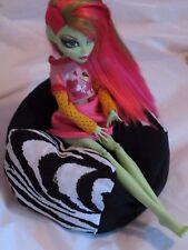 "Bean Bag Beanbag Chair Small 8"" - 13"" Barbie,Monster High,Baby Dolls,GINNY"
