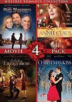 HOLIDAY ROMANCE COLLECTION: MOVIE 4 PACK () - DVD - Region Free - Sealed