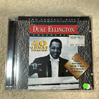 DUKE ELLINGTON COLLECTION - 40 GREAT TRACKS CD _Set 2CD _Disc Like New.