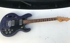 Peavey T60 Electric Guitar F Hole Custom Paint Ole Petula One of a Kind