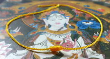 Buddha Sacred Sai sin CORD blessed by Buddhist Monk.Luck