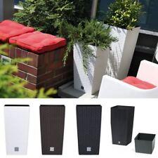 pflanzkubel polyrattan, braun pflanzkübel aus polyrattan günstig kaufen | ebay, Design ideen