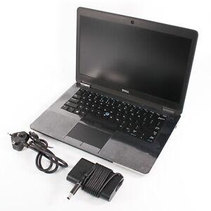"""Dell Latitude E7470 14"""" Laptop Core i5-6300U, 8GB RAM, 256GB SSD, Windows 10 (C)"""