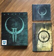 Quake II 2 - PC CD - prima edizione italiana BIG BOX cartonato