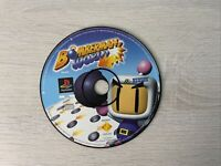 BOMBERMAN WORLD - SONY PLAYSTATION PSONE PS1 GAME - DISC ONLY!