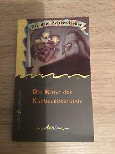 Die drei Zeitverdreher - Die Ritter der Küchentischrunde - von Jon Scieszka   *