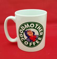 Fairy Godmother Disney Princess Starbucks Inspired Coffee Mug 11oz