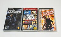SONY PSP GAMES // FREE SHIPPING
