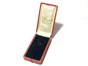 EMPTY  Medal Masonic Jewel H. Walravens Brussles COLLECTORS BOX #B68