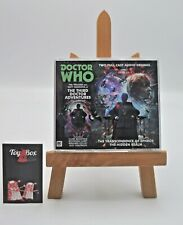 """Doctor Dr. Who  Big Finish Audio CD""""The Third Doctor Adventures"""" Vol Two  VGC"""
