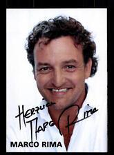 Marco Rima Autogrammkarte Original Signiert # BC 83488