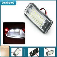 White 24SMD 6000K LED License Plate Light For Subaru Impreza WRX STI FRS BRZ 86