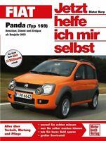 Fiat Panda Typ 169 Reparaturanleitung Reparaturbuch Jetzt helfe ich mir selbst