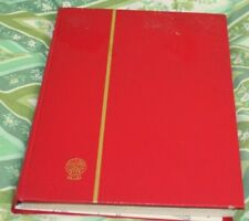COMMONWEALTH COLLECTION IN RED STOCKBOOK