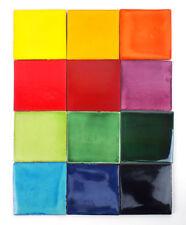 Wandfliesen: Fliesenset Regenbogen (12 Farben)