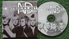 "NO DOUBT (Gwen Stefani) ""It's My Life"" SPAIN PROMO Cardsleeve CD Single 2003"