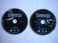 Schindler's list2 DVD1993storia guerra Spielberg Neeson Kingsley Goodall