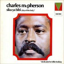 Charles McPherson - Siku Ya Bibi (Day Of The Lady) [New CD] Japan - Im