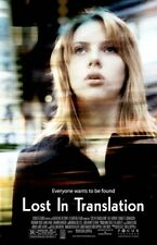 Lost In Translation Movie Poster 24in x 36in