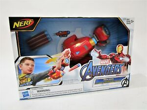 NERF - Avengers Power Moves Role Play Iron Man - Ex Display - RRP $50