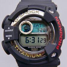 Casio G-Shock Frogman DW-9900 Red Limited Titanium Casio Watch