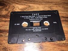 Tuff - Stevie Rachelle Rare Glam Demo Tape Cassette. Poison Warrant
