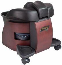 Continuum Pedicute Portable Pedicure Foot Spa Heat & Vibrate(No Plumbing Needed)