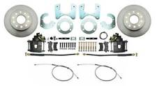 1962-1972 Dodge Dart, Scamp, Valiant Rear Disc Brake Conversion Kit & Cables