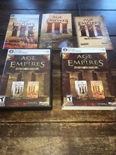 Age of Empires III Gold Edition PC Spiel 2007