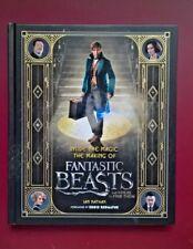 Ian Nathan-Inside the Magic;The Making of Fantastic Beasts H/B