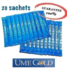 UME GOLD Anti Diabetic Heart Blood Circulation Detox Weight Loss  20 sachets